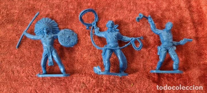 Figuras de Goma y PVC: COLECCIÓN DE 802 FIGURAS DE RESINA. REAMSA Y GOMARSA. ESPAÑA. SIGLO XX. - Foto 19 - 213139181