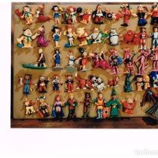 Figuras de Goma y PVC: CATALOGO FOTO DE LAS FIGURAS PVC - F - DE COMICS SPAIN - AÑOS 80 Y 90. Lote 213213138