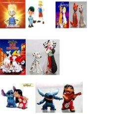 Figuras de Goma y PVC: FIGURAS PVC BULLYLAND - LOTE DE 10 FIGUTAS - A. Lote 213324166