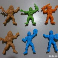 Figuras de Goma y PVC: LOTE DE DUNKIN MASTER DEL UNIVERSO VER FOTOS. Lote 213525902