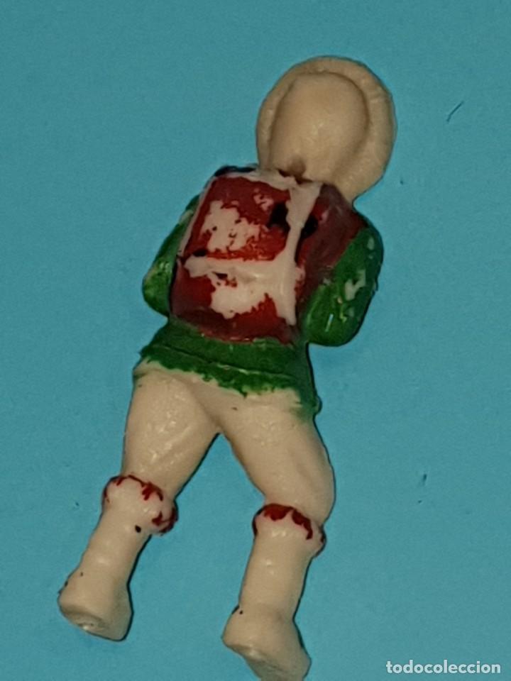 Figuras de Goma y PVC: VARIAS FIGURAS ESQUIMALES de SOTORRES, plástico, año 1957. - Foto 7 - 213617688