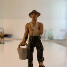 Figuras de Goma y PVC: FIGURA ANTIGUA ESCLAVO JECSAN 3. Lote 213794553
