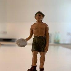 Figuras de Goma y PVC: FIGURA ANTIGUA ESCLAVO JECSAN 5. Lote 213794696