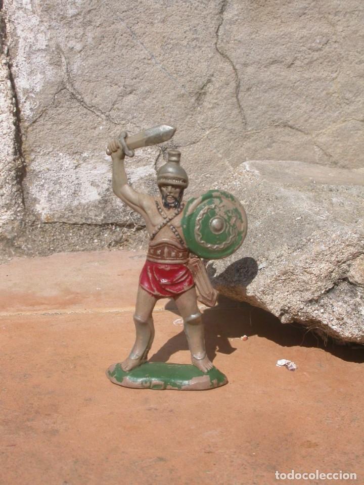 REAMSA COMANSI PECH LAFREDO JECSAN TEIXIDO GAMA MOYA SOTORRES STARLUX ROJAS ESTEREOPLAST (Juguetes - Figuras de Goma y Pvc - Reamsa y Gomarsa)