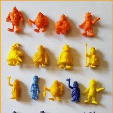 Figuras de Goma y PVC: DUNKIN ASTERIX Y OBELIX UDERZO 80 FIGURAS ELEGIR * PRECIO UNITARIO. Lote 213864393