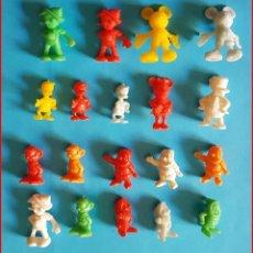Figuras de Goma y PVC: DUNKIN DISNEY FIGURAS ELEGIR * PRECIO UNITARIO. Lote 213864988