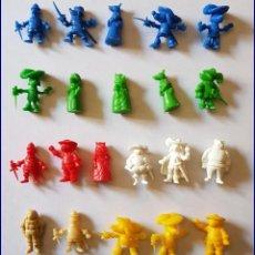 Figuras de Goma y PVC: DUNKIN DARTACAN Y LOS TRES MOSQUERROS FIGURAS ELEGIR * PRECIO UNITARIO. Lote 213865066