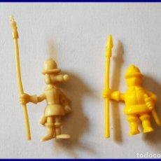 Figuras de Goma y PVC: DUNKIN DARTACAN Y LOS TRES MOSQUERROS FIGURAS ELEGIR * PRECIO UNITARIO. Lote 213865211
