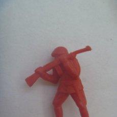 Figuras de Goma y PVC: FIGURA DE DUNKIN , COLECCION DE SOLDADOS DE LA 2ª GUERRA MUNDIAL : RUSO. Lote 213870106