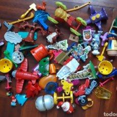Figuras Kinder: KINDER PIEZAS SUELTAS. Lote 213877608