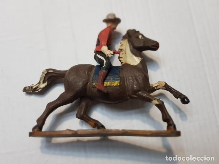 Figuras de Goma y PVC: Figura Goma Policía Montada del Canada de Gama - Foto 3 - 213883048