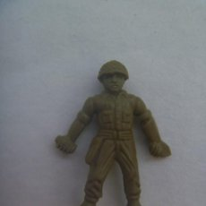 Figuras de Goma y PVC: FIGURA DE DUNKIN , COLECCION DE SOLDADOS DE LA 2ª GUERRA MUNDIAL : AMERICANO. Lote 213883540