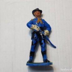 Figuras de Goma y PVC: FIGURA DESCABEZADO JECSAN OFICIAL ESCASA. Lote 213883568