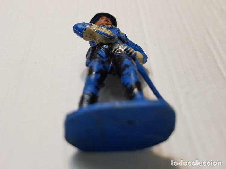 Figuras de Goma y PVC: Figura Descabezado Jecsan Oficial escasa - Foto 4 - 213883568