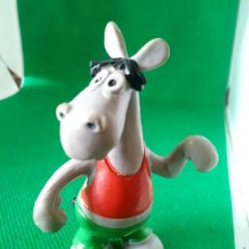 Figuras de Goma y PVC: FIGURA AFFLE & PFERDLE BULLY. Lote 213890041