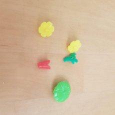 Figuras de Goma y PVC: LOTE PIEZAS PEQUEÑAS. Lote 213902401
