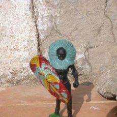 Figuras de Borracha e PVC: ARCLA REAMSA COMANSI PECH LAFREDO JECSAN TEIXIDO GAMA MOYA SOTORRES STARLUX ROJAS ESTEREOPLAST. Lote 213905666