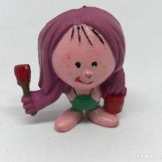 Figuras de Goma y PVC: FIGURA DE PVC MIM LOS SABIOS.. Lote 213921533