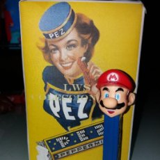 Dispensador Pez: DISPENSADOR DE CARAMELOS PEZ. Lote 214006672