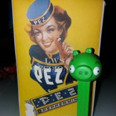 Dispensador Pez: DISPENSADOR DE CARAMELOS PEZ. Lote 214006766