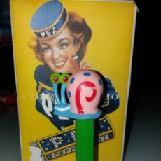Dispensador Pez: DISPENSADOR DE CARAMELOS PEZ. Lote 214006920