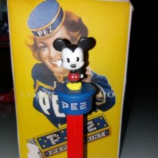 Dispensador Pez: DISPENSADOR DE CARAMELOS PEZ. Lote 214006996