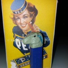Dispensador Pez: DISPENSADOR DE CARAMELOS PEZ. Lote 214007497