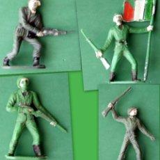 Figuras de Borracha e PVC: FIGURAS Y SOLDADITOS DE MAS DE 6 CTMS- -12166. Lote 214023678