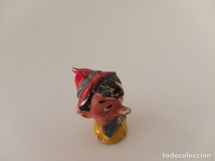 FIGURA CAPUCHÓN PINOCHO AÑOS 50 (Juguetes - Figuras de Goma y Pvc - Jecsan)
