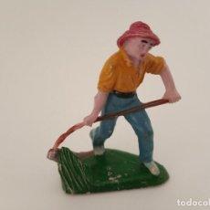 Figuras de Goma y PVC: FIGURA SEGADOR GOMA REAMSA PECH. Lote 214028340