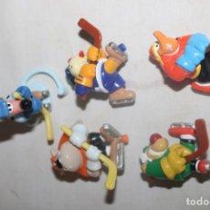 Figuras Kinder: MUÑECOS. Lote 214030193