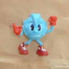 Figuras de Goma y PVC: FIGURA ICE. PACMAN HIELO. BANDAI. Lote 214147676