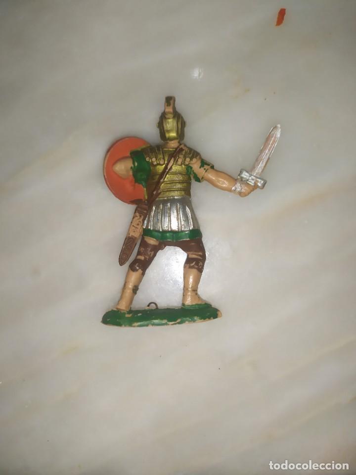 Figuras de Goma y PVC: Figuras reamsa romano Roma número 169 - Foto 2 - 214184116