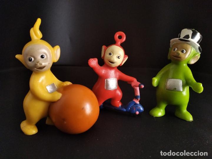 Figuras de Goma y PVC: TELETUBBIES - COLECCION LOTE DE 10 FIGURAS PVC DE BULLY Y OTRAS MARCAS- - Foto 2 - 175476224