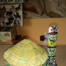 Figuras de Goma y PVC: DIORAMA ÁFRICA SALVAJE.. Lote 214234720