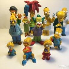 Figurines en Caoutchouc et PVC: LOTE 12 FIGURAS PVC DE LOS SIMPSON- THE SIMPSON. Lote 214268440