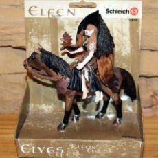 Figuras de Goma y PVC: SCHLEICH - SURAH, LA DESCARRIADA - ELFOS - 70406 - NUEVO Y EN SU CAJA ORIGINAL. Lote 214301543