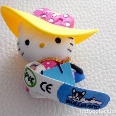 Figuras de Goma y PVC: FIGURA GOMA - HELLO KITTY. Lote 214370385