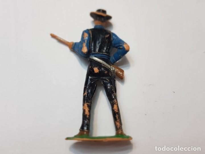 Figuras de Goma y PVC: Figura Adam Cartwright Bonanza de Comansi - Foto 2 - 214370390