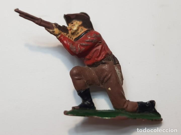 FIGURA COWBOY GOMA DE TEIXIDO (Juguetes - Figuras de Goma y Pvc - Teixido)