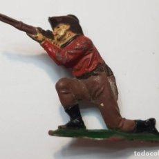 Figuras de Goma y PVC: FIGURA COWBOY GOMA DE TEIXIDO. Lote 214372273