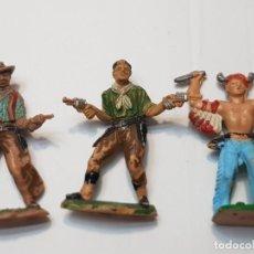 Figuras de Goma y PVC: FIGURAS REAMSA 59,62 Y 70 ESCASAS. Lote 214372731