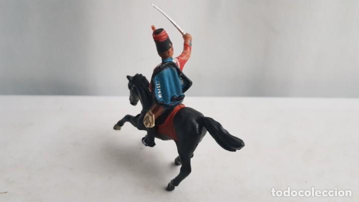 Figuras de Goma y PVC: Soldado español guerra de la independencia napoleonicos ref. 241Reamsa - Foto 3 - 214450132