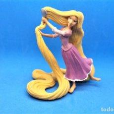 Figuras de Borracha e PVC: FIGURA PVC DE RAPUNZEL. PERSONAJE DISNEY.. Lote 214474006