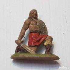 Figuras de Goma y PVC: FIGURA VIKINGO GOMA JECSAN. Lote 214522236