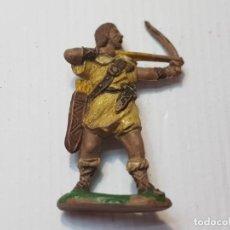 Figuras de Goma y PVC: FIGURA VIKINGO GOMA JECSAN. Lote 214522245
