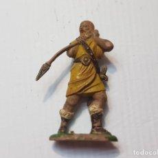 Figuras de Goma y PVC: FIGURA VIKINGO GOMA JECSAN. Lote 214522251