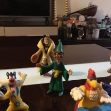 Figuras de Goma y PVC: FIGURA *PRESTO EL MAGO* DE LA SERIE TV *DRAGONES Y MAZMORRAS* COMICS SPAIN 1985 ¡RARA ÚNICA TC. Lote 214661630