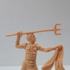 Figuras de Goma y PVC: GLADIADOR ROMANO . FIGURA REAMSA 161 . SERIE GLADIADORES . EN PLASTICO MONOCOLOR. Lote 214663896