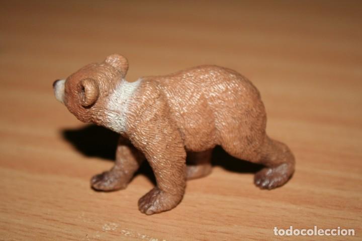 Figuras de Goma y PVC: oso muñeco schleich - Foto 2 - 214664227